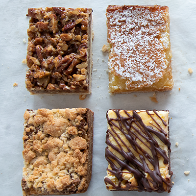 Sweet Treats 2 - Bars